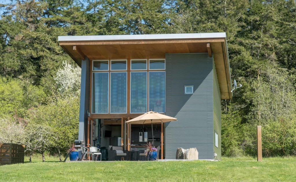 Unique Lopez Island rentals — Nowak House photo #1